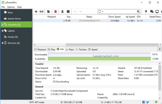 uTorrent Serial Keygen