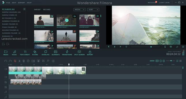 Wondershare Filmora Activation Code