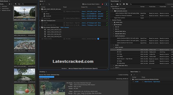 Adobe Media Encoder CC Key